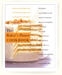 Bakers Dozen Cookbook